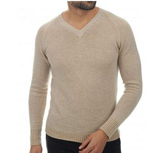 jersey de cachimir hombre