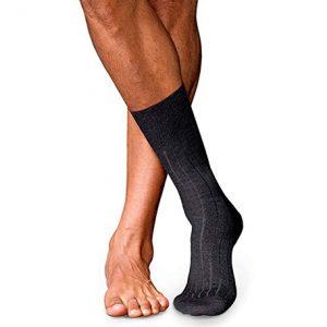 calcetines de cachemir para hombre