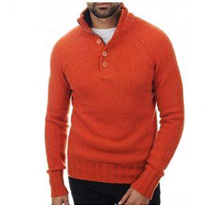 jersey de cachemir para hombre