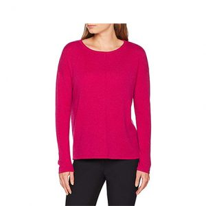 jersey cachemir mujer rosa