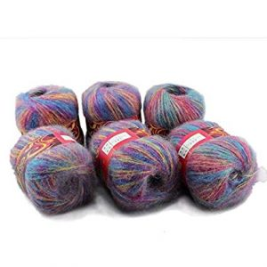 madeja lana y cachemir
