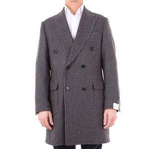 abrigo de cachemir para hombre